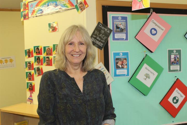 Mrs Bunting - TA