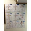 Class crosses of 2019-2020