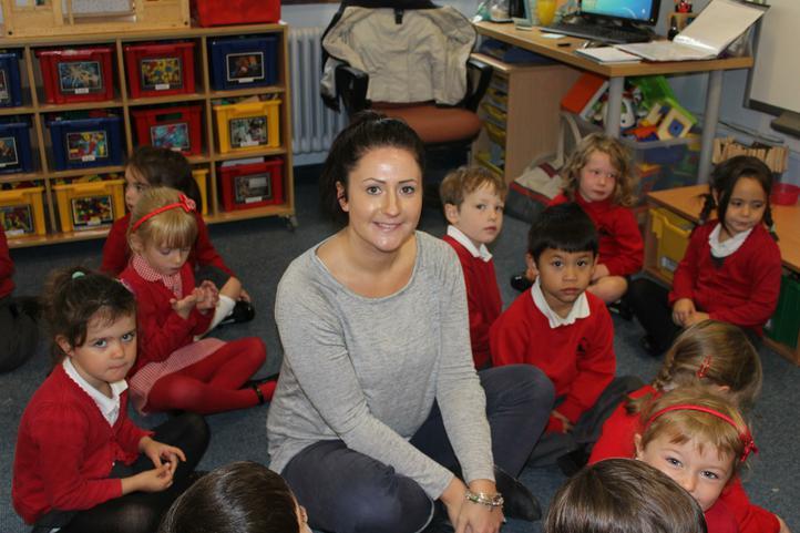 Mrs Sullivan - EYFS and KS1 Leader