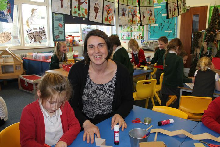 Mrs Johnston - Class Teacher