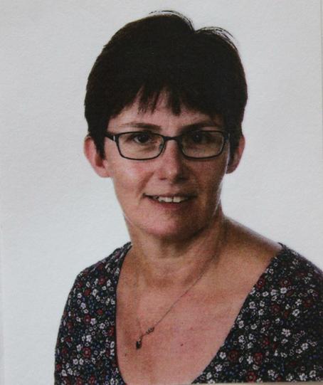 Maura Chamberlain - Staff Governor