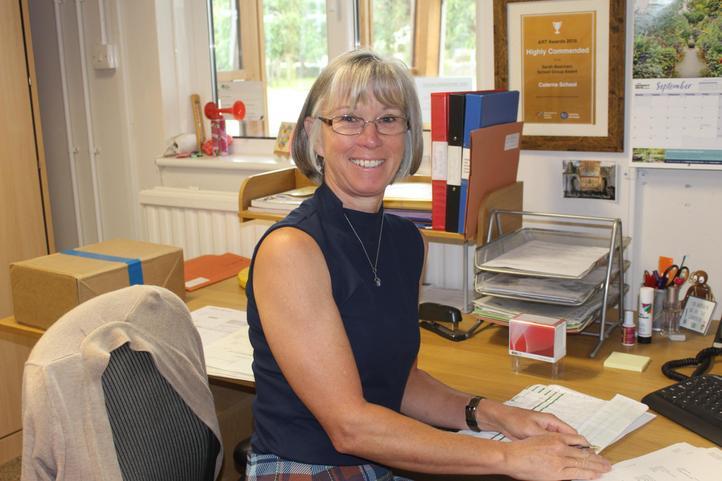 Mrs Scott - Business Manager