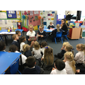 Y4 - Reading to a riveted audience