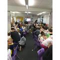 Y2 - Parent workshop