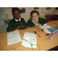 Year 3 scientists record their results accurately.