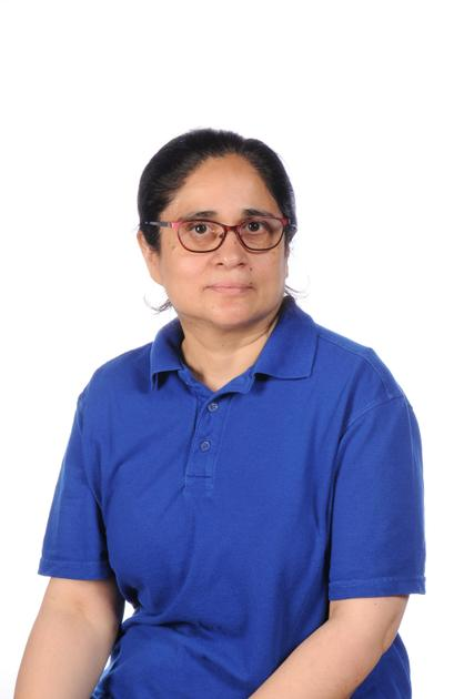 Ayesha Siddiqah - Lunchtime Assistant