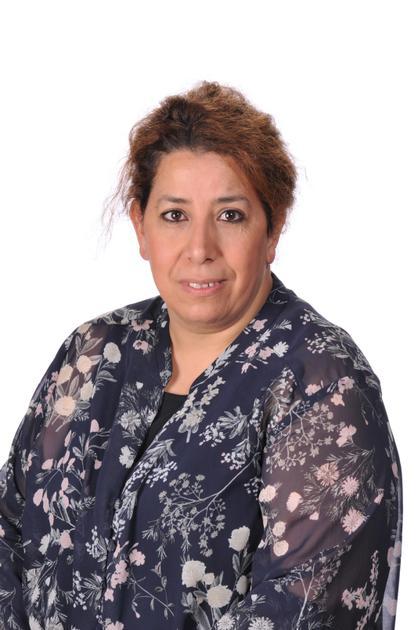 Fatiha Merzouki - Nursery Nurse