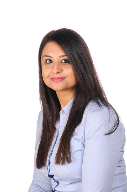 Punam Verma - Y6 Teacher