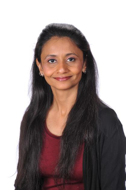 Parthavi Patel - Teaching Assistant