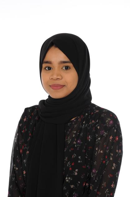 Hasna Ali - Teacher, Music Leader