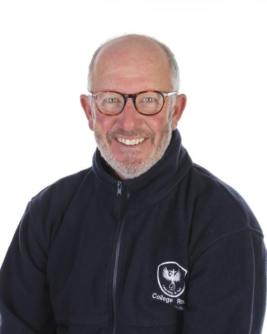 Caretaker - Mr MacLeod