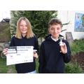 Y6 Sports Awards - Gracie & Josh