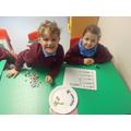 Matthew and Scarlett's fantastic fractions