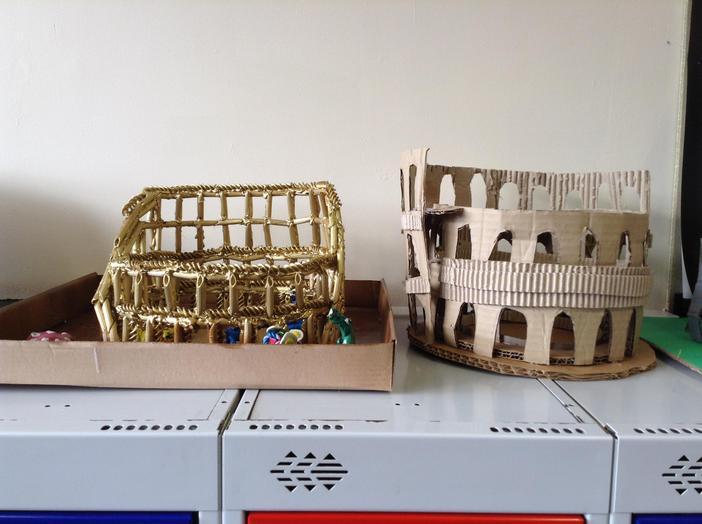 Colosseum Display