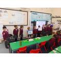 Creating human addition sentences (Maths)