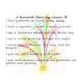 Firework Poem by 1B