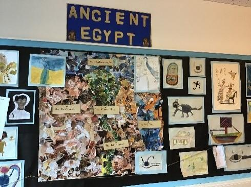 Year 3 the landscape of Ancient Egypt