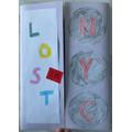 Anna's Lapbook