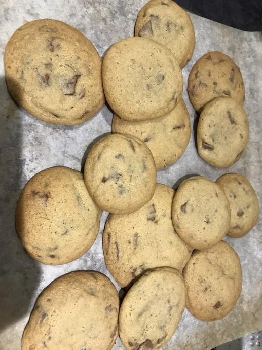Great chocolate cookies Hanna