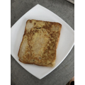 Eggy bread made by Luella