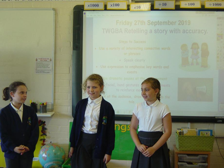 Super Storytelling Performances