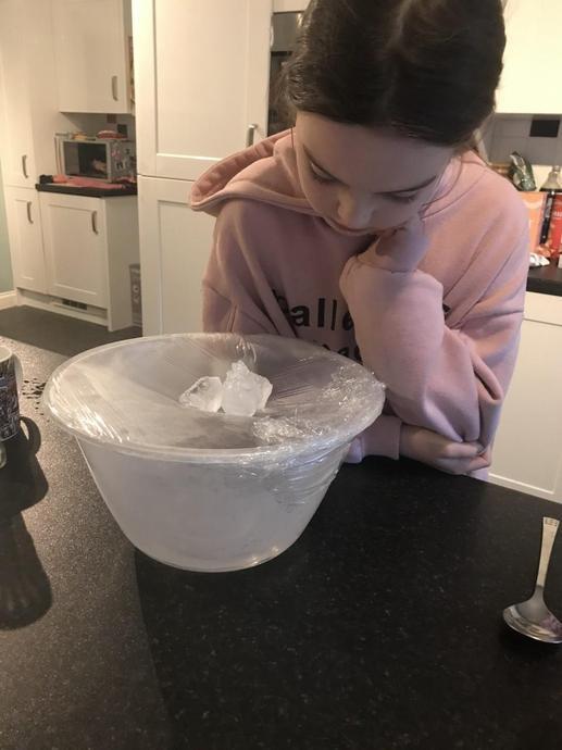 Ella - Water Cycle demo