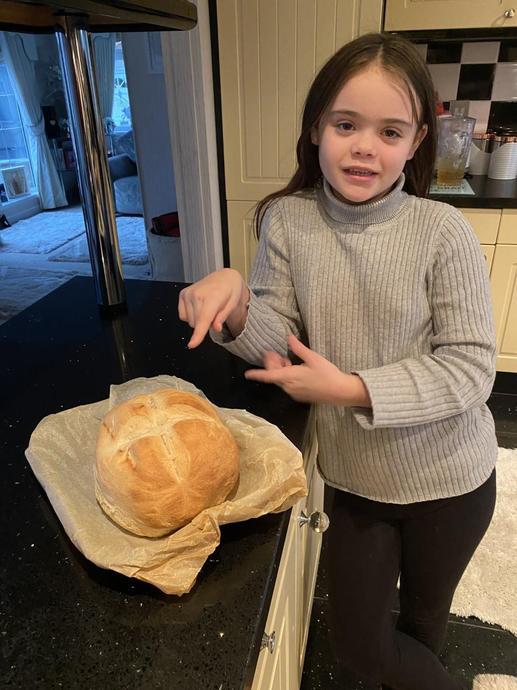 Fresh bread ...mmmm