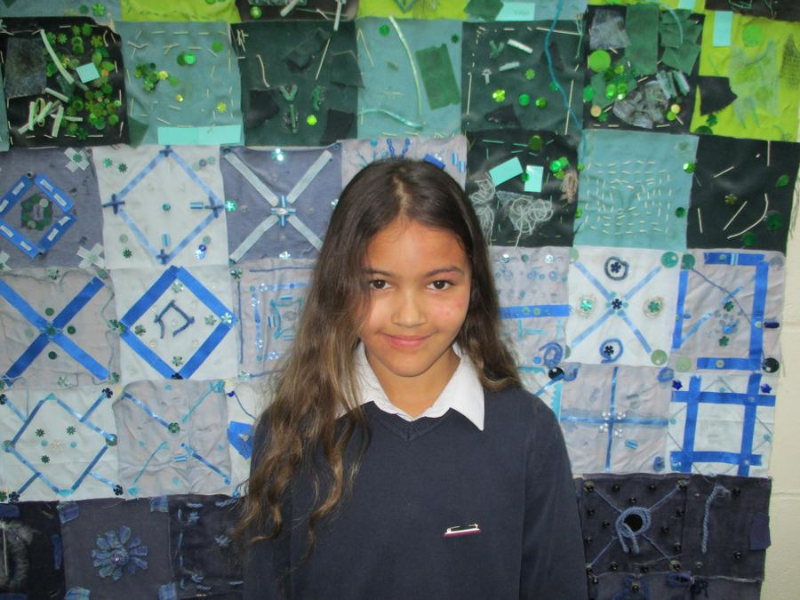 School Council Secretary - Lydia
