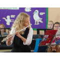 Flute solo