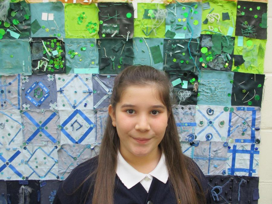 School Council Vice Chairperson - Simona