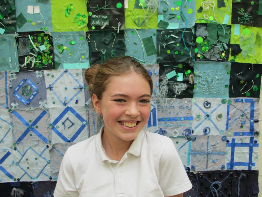 School Council Chairperson - Lily