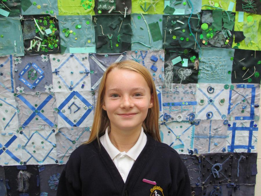 School Council Treasurer - Daisy
