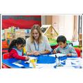 Miss Christie Reception Teacher