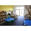 Our inspiring library at the heart of the school