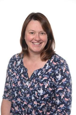 Mrs Caroline Ainsworth EYFS Teacher & SENCo