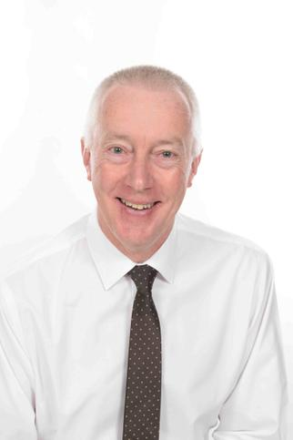 Mr Norman Moon Finance Officer