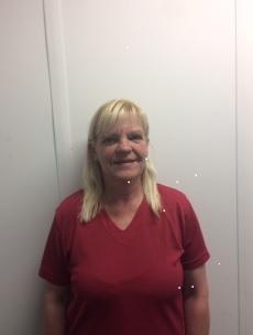 Mrs Angela Preece Cleaner