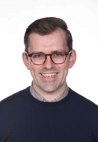 Mr Seamus Bradford Year Two Teacher