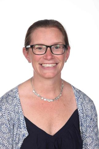 Mrs Becky Moore Music Teacher