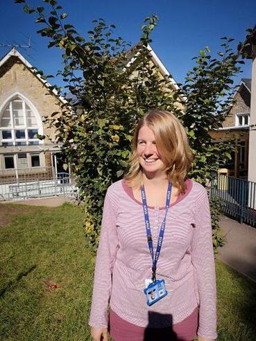 Mrs K Davey - Teaches in Year 3