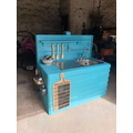 Ethan's fabulous mud kitchen