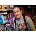 Viktorija is a reading champion!