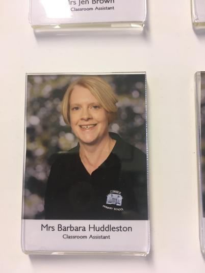 Mrs Barbara Huddleston