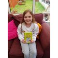 Erin loves her books