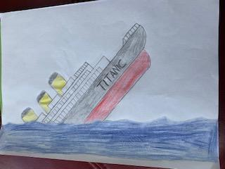 Robbie Titanic 2