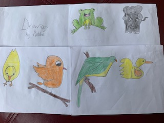 Robbie's animals 3