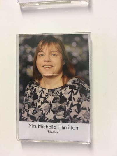 Mrs Michelle Hamilton