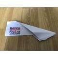 Blake's plane