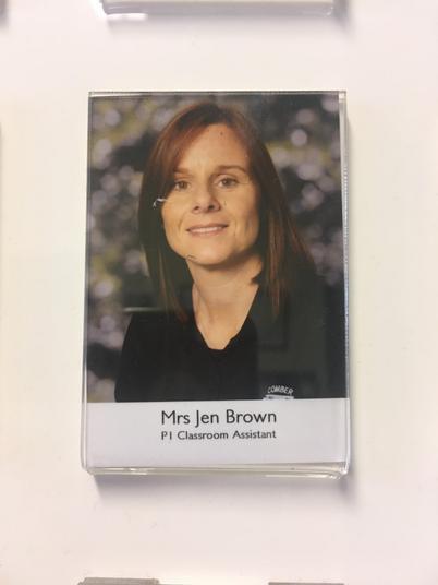 Mrs Jennifer Brown