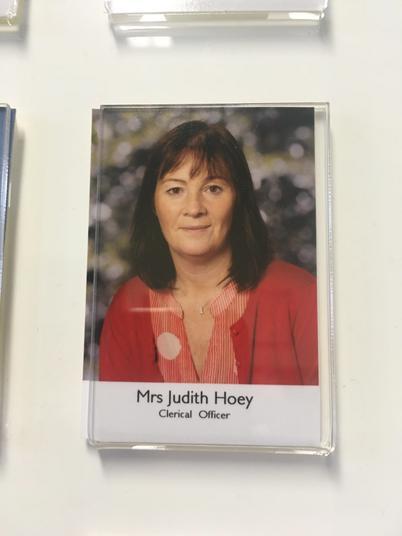Mrs Judith Hoey